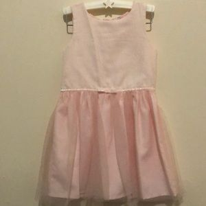 Pink toddler dress size 3t